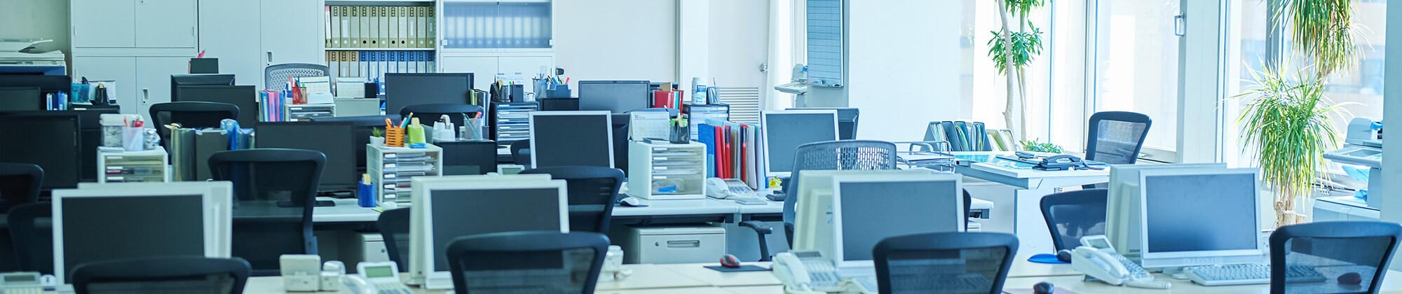 オフィス、店舗や事務所の片付け・家具処分