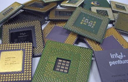 分解例 CPU