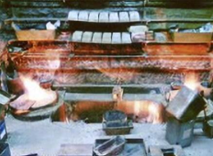 電解銀・製版フィルム焼却灰・硫化銀の精錬